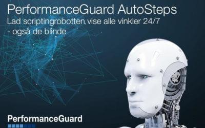 PerformanceGuard – nu med syntetiske målinger