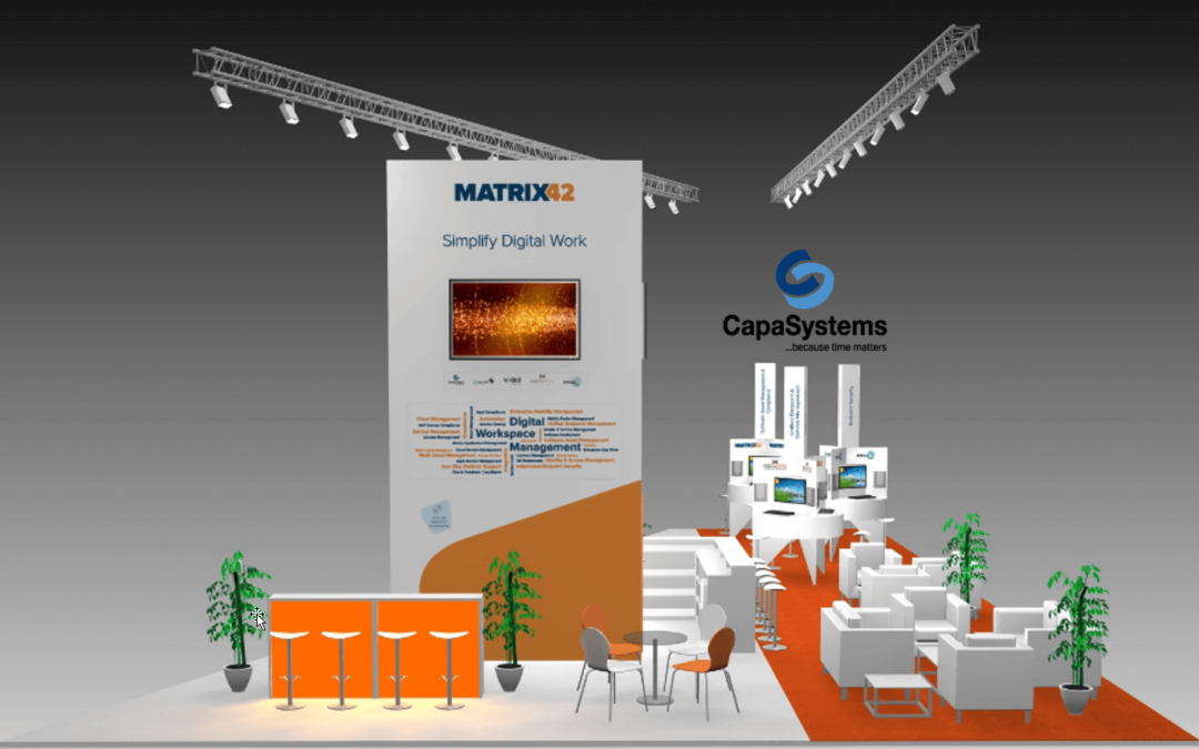 CapaSystems med på CEBIT i Hannover
