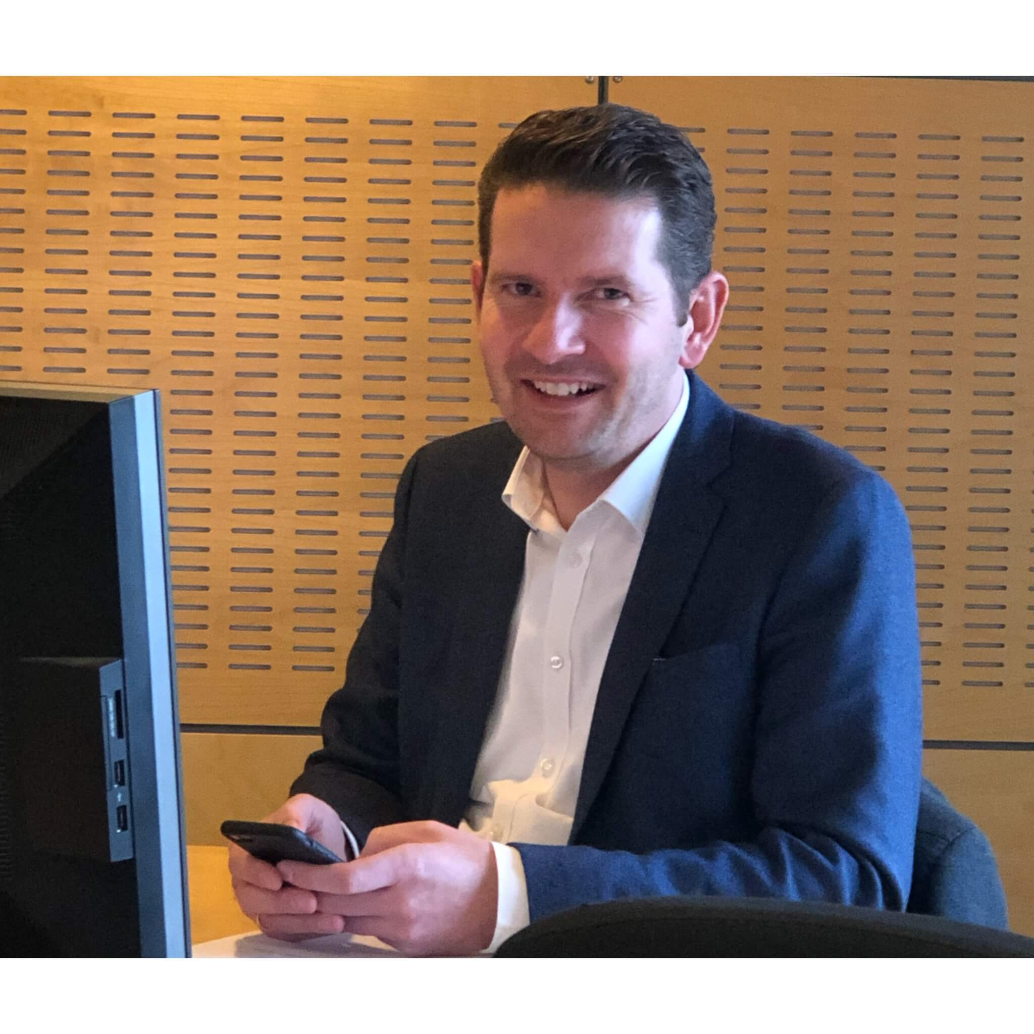 Claus Holm Andresen, CapaSystems