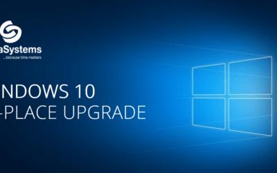 Har I styr på opgraderingen af jeres Windows 10-platform?
