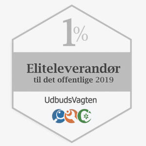 eliteleverandør Udbudsvagten