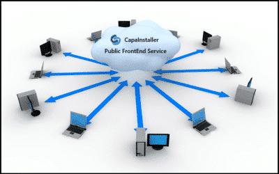 CapaInstaller er med dig – bare du har internetforbindelse