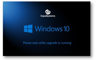 Troubleshooting Windows 10 IPU