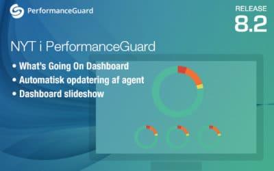 Release PerformanceGuard 8.2: Slut med Big Bang eller gætterier