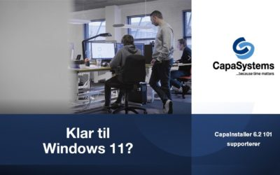 Support for Windows 11